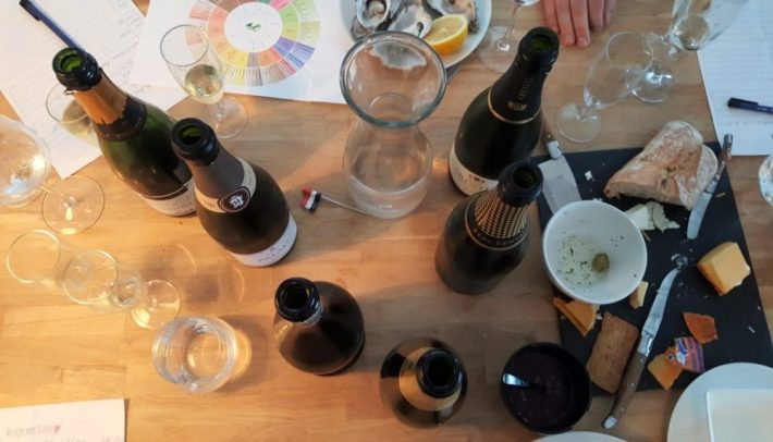 Alternatieven voor champagne: einde proeverij