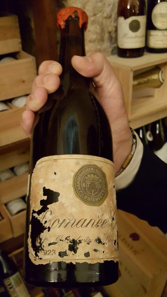 Tannine in wijn: oude wijn