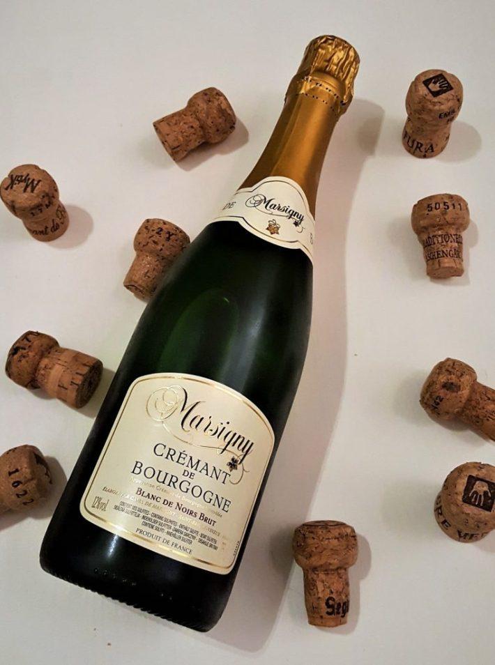 alternatieven voor champagne: Cremant de Bourgogne Marsigny Jumbo