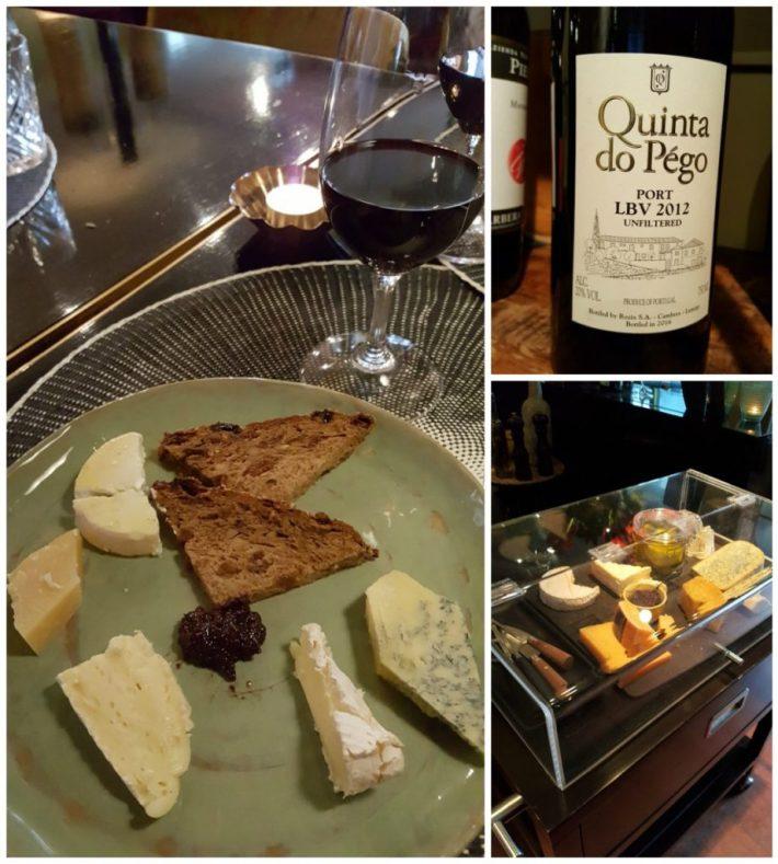 leuke restaurants in Den Haag: kaasplankje