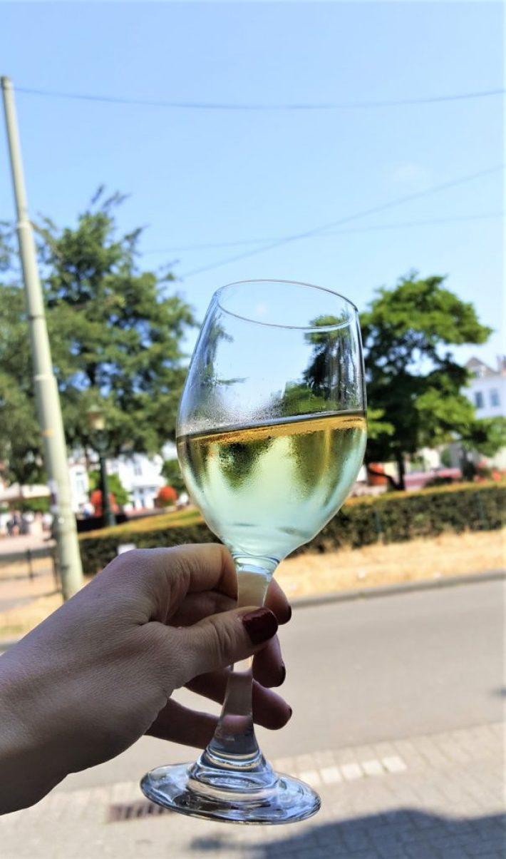 wijn bij Gastropub van Kinsbergen in Den Haag