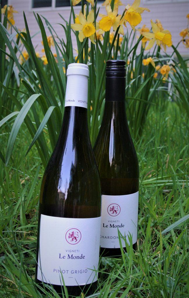 zomerse wijnen uit Friuli