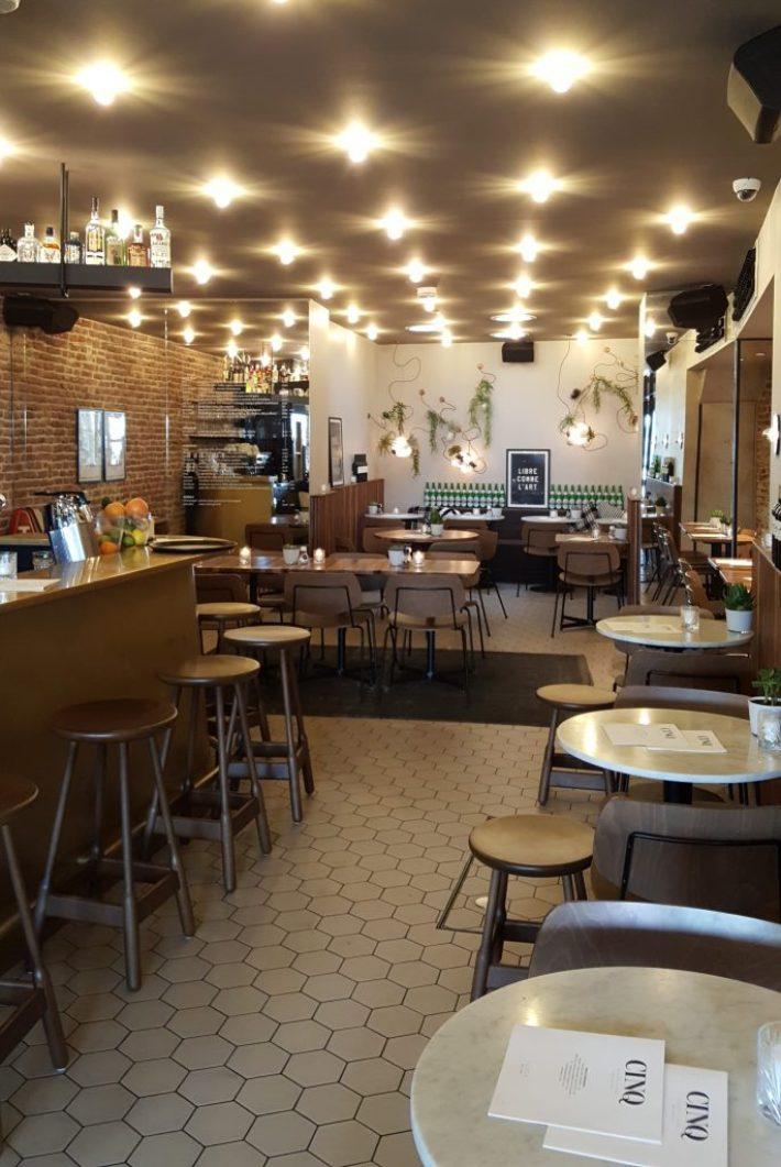 Tips voor eten in Maastricht: cinq maastricht