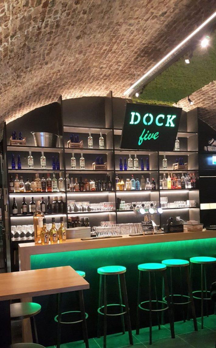 Borrelen en eten in Maastricht: dock five