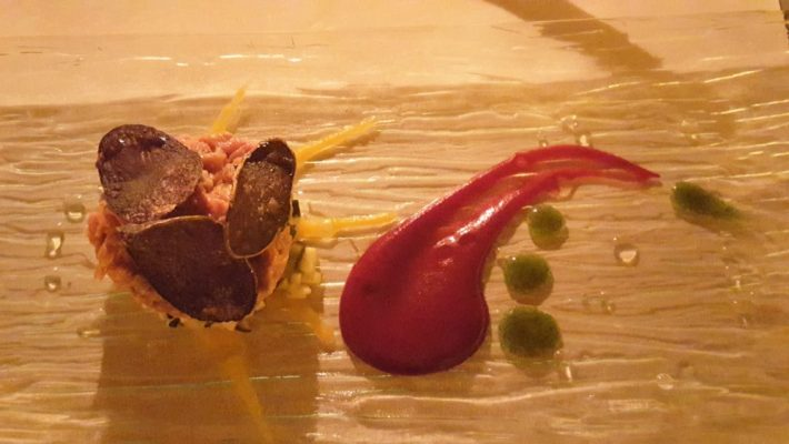 Restaurant Sicilie: Eremo della Giubiliana in Ragusa eten