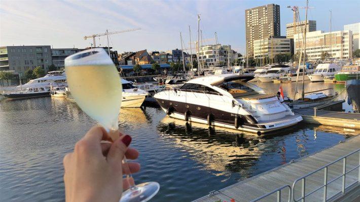 Leukste restaurants Antwerpen tips: Feliz zomerbar haven