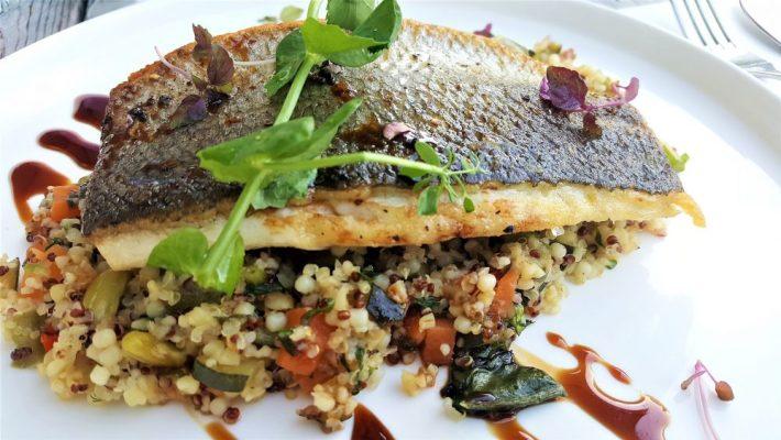 Leukste restaurants Antwerpen tips: restaurant Fiskebar hoofdgerecht