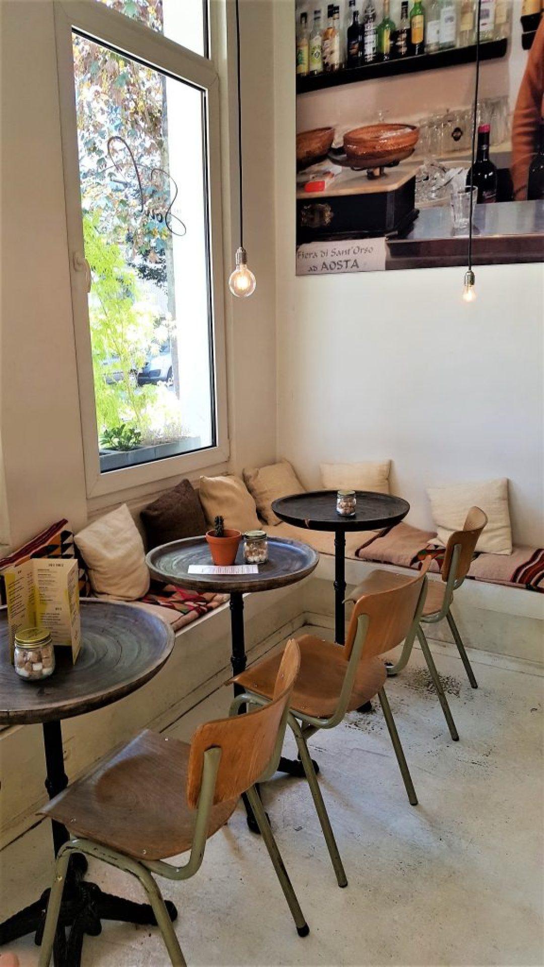 Leukste restaurants Antwerpen tips: Café the Soul binnen