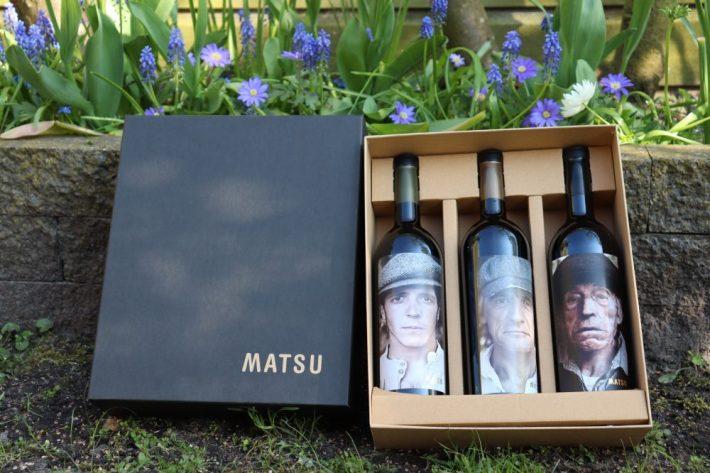 wijn giftbox