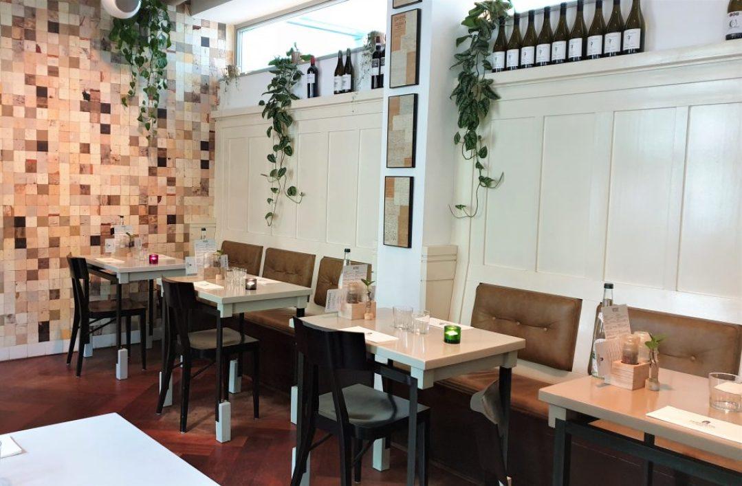 Leuke restaurants Den Haag: Zebedeus binnen
