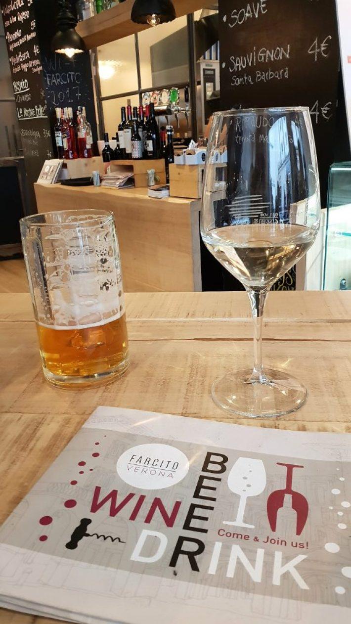 Goede tip in Verona: Farcito