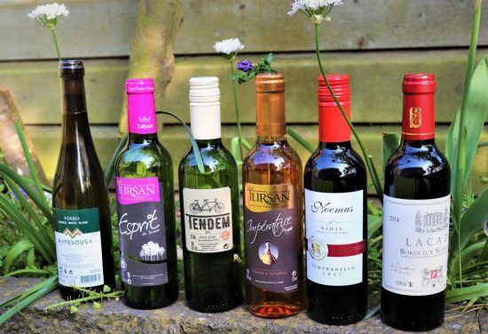 Halfes wijn