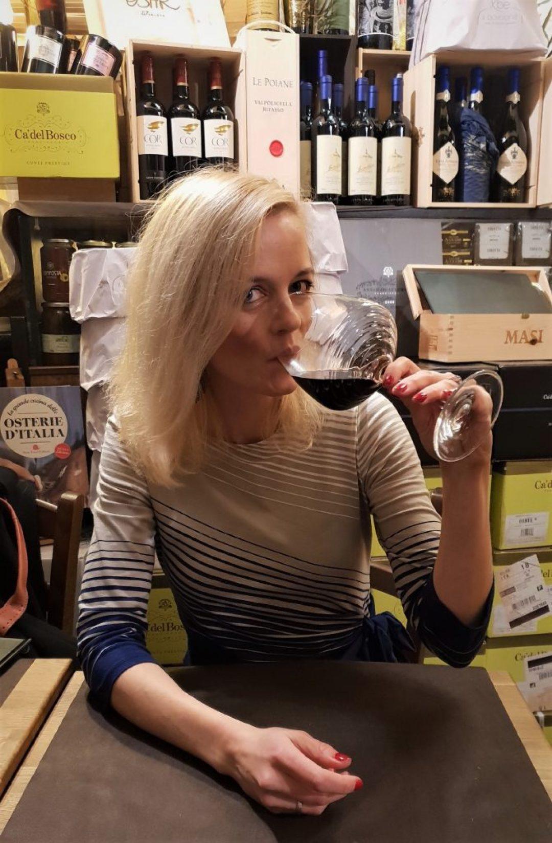 Tips voor restaurants of wijnbar in Verona Italië: Hosteria il Punto Rosa