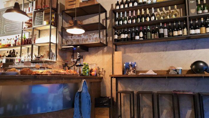 Leuke wijnbar in Verona Italië: wijnbar Dal Zova