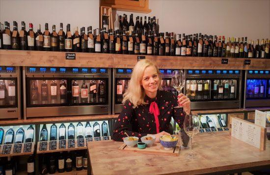 Tips voor restaurant of wijnbar Verona: wijnbar Symposio