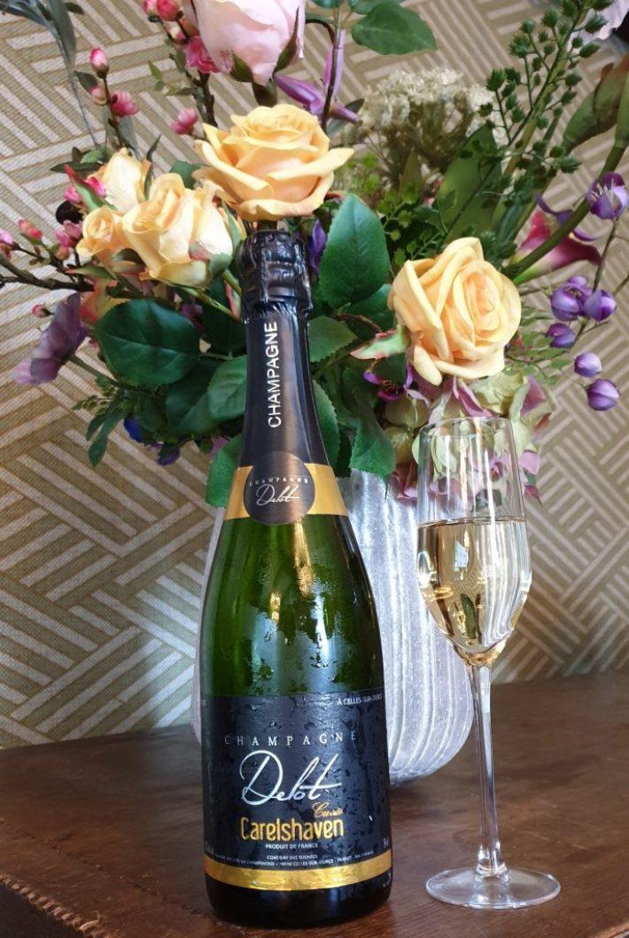 champagne Carelshaven cuvee