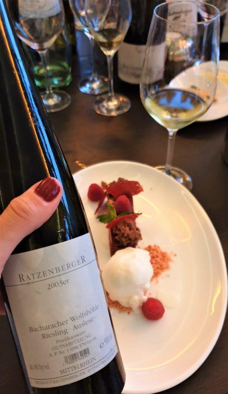 Duitse kwaliteitswijn: Auslese Ratzenberger