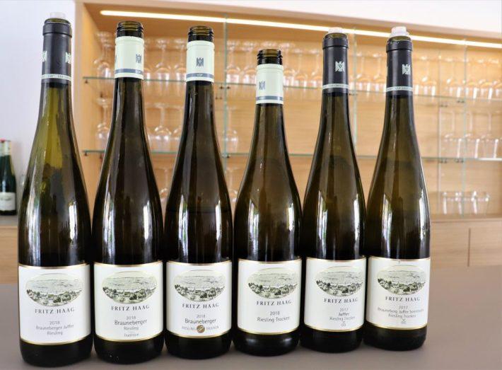 Wijnreis Moezel en Duitse wijn: Fritz Haag wijnproeverij