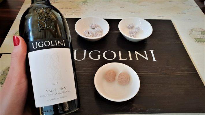 wijnreis naar Valpolicella: Tenute Ugolini Recioto