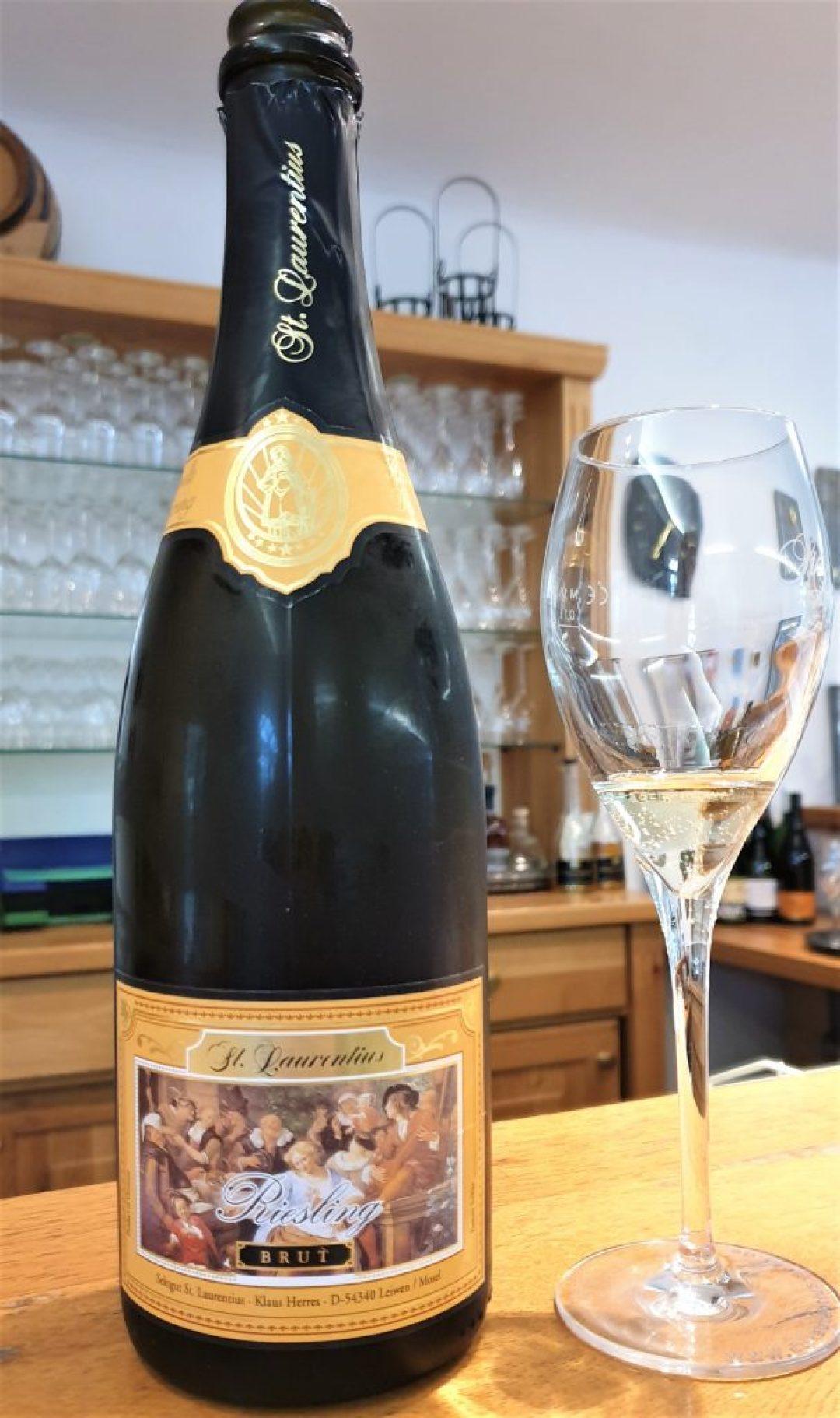 Wijnreis Moezel en Duitse wijn: Sektgut St. Laurentius