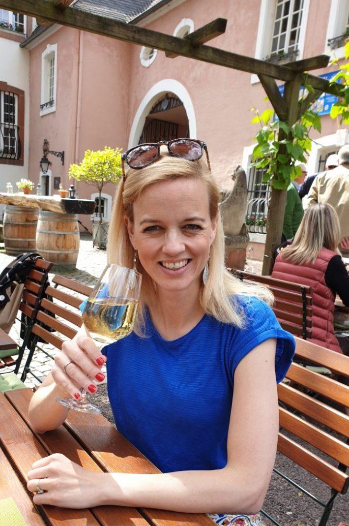 Wijnreis Moezel en Duitse wijn: Weinstube Kesselstat proeven