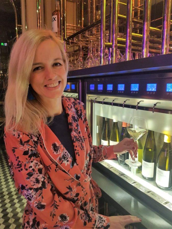 wijn tappen Taphuys Utrecht