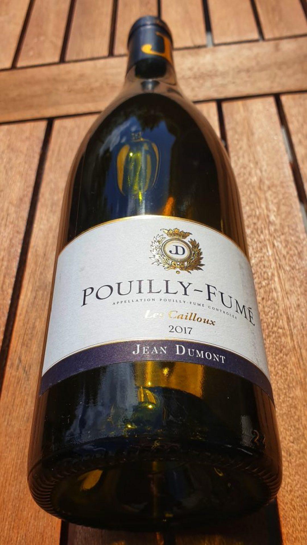 Pouilly Fume Sauvignon Blanc