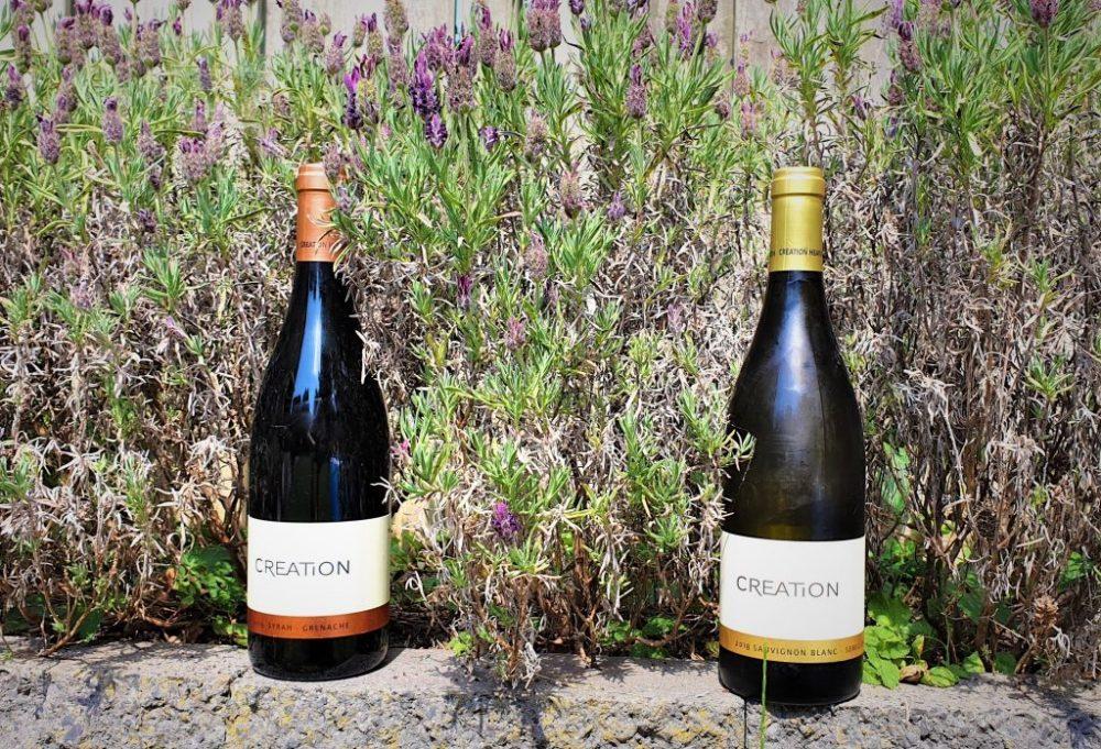Creation wijn Zuid-Afrika