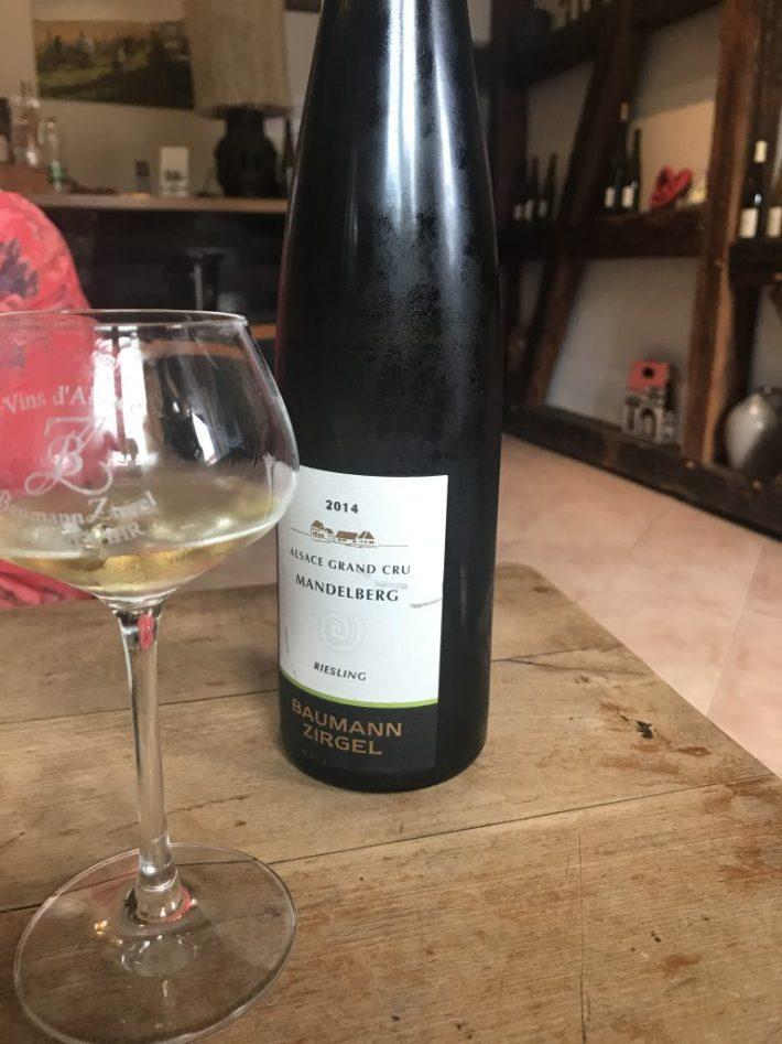 wijn van de Mandelberg