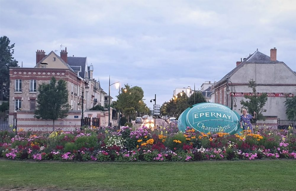begin Avenue de Champagne