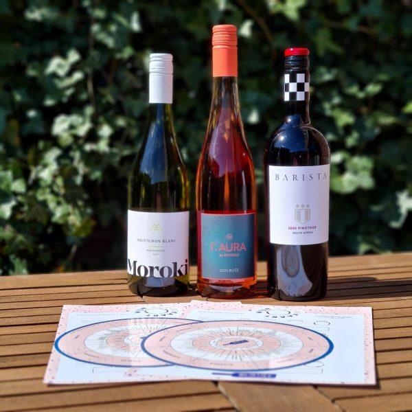 wijnpakket 3 wijnen