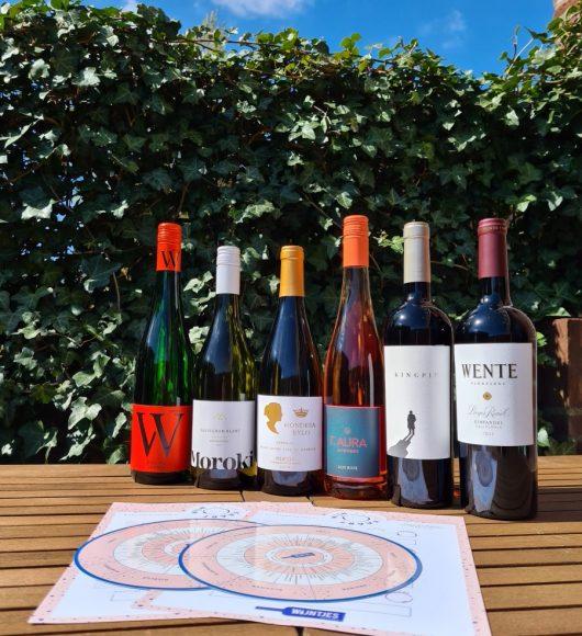 wijnpakket 6 wijnen
