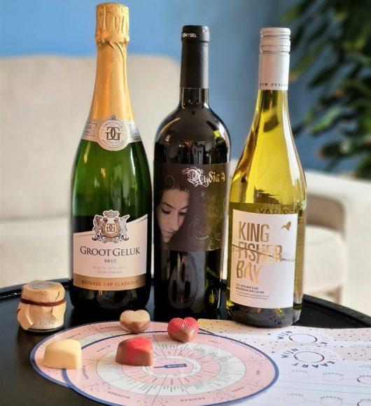 Wijnpakket Valentijnsdag