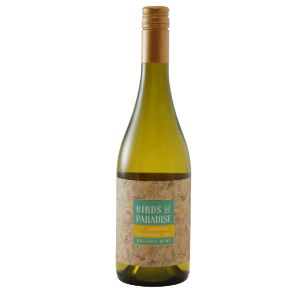 birds of paradise chardonnay