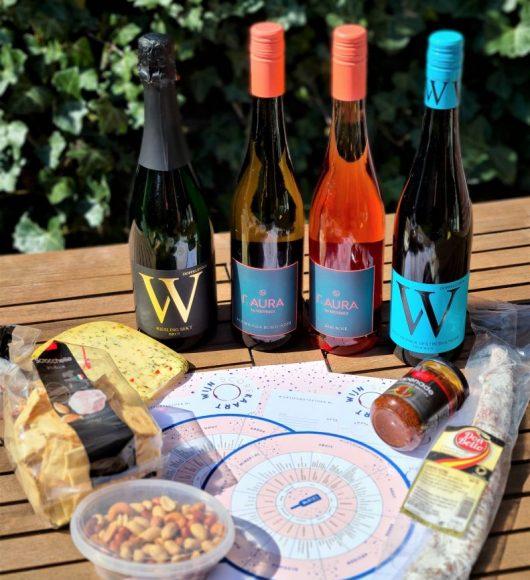 wijnproeverij borrelpakket