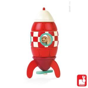 Janod Magneetset Raket