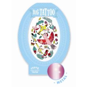 djeco wijs west wijswest online shoppen winkel amsterdam speelgoed Djeco DJ09603 Verkleden 3070900096035 Tattoo Birdy