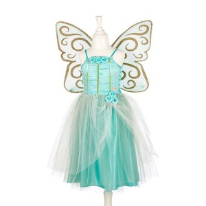 Souza Josiane jurk met vleugels, mint