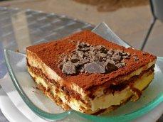 De chocolatier Pompi was de uitvinder van Tiramisu.