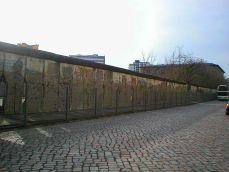De Muur in Berlijn