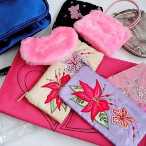Kozmetické tašky etue