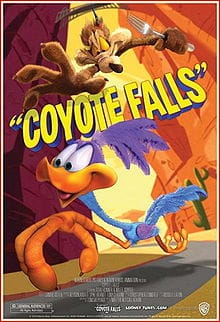 Coyote_Falls_poster Looney Tunes Shorts