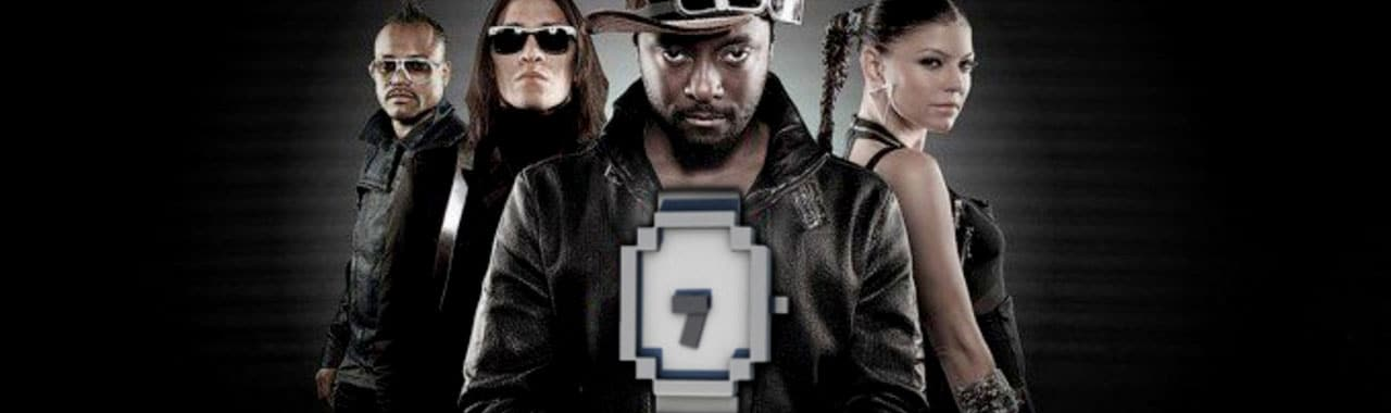 "bep Black Eyed Peas - ""The Time"""