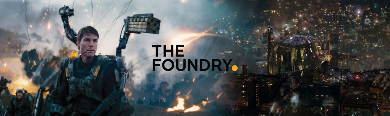 foundry1 The Foundry – Showreel 2015