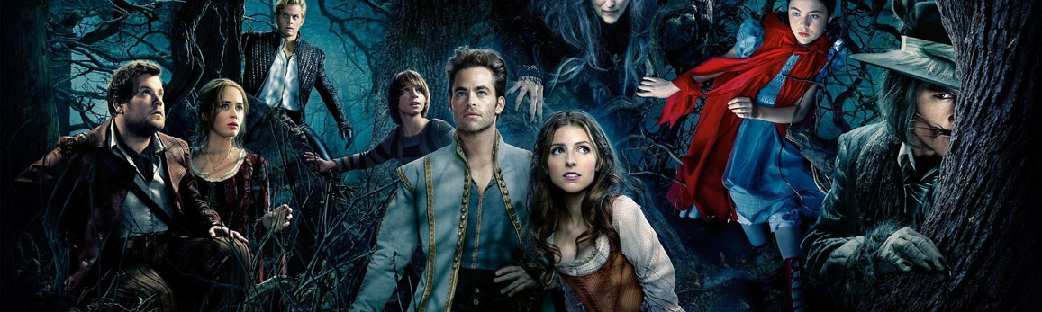 into Into the Woods