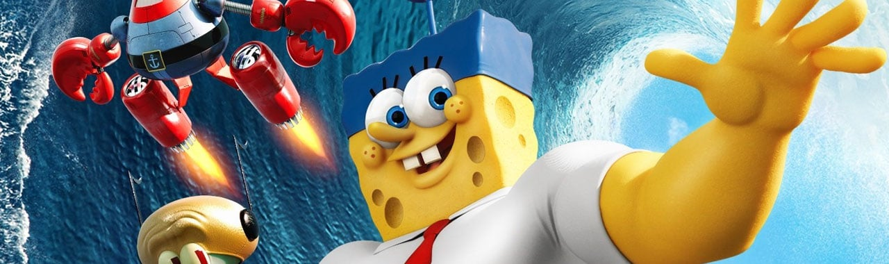 spongebob2 SpongeBob SquarePants 2