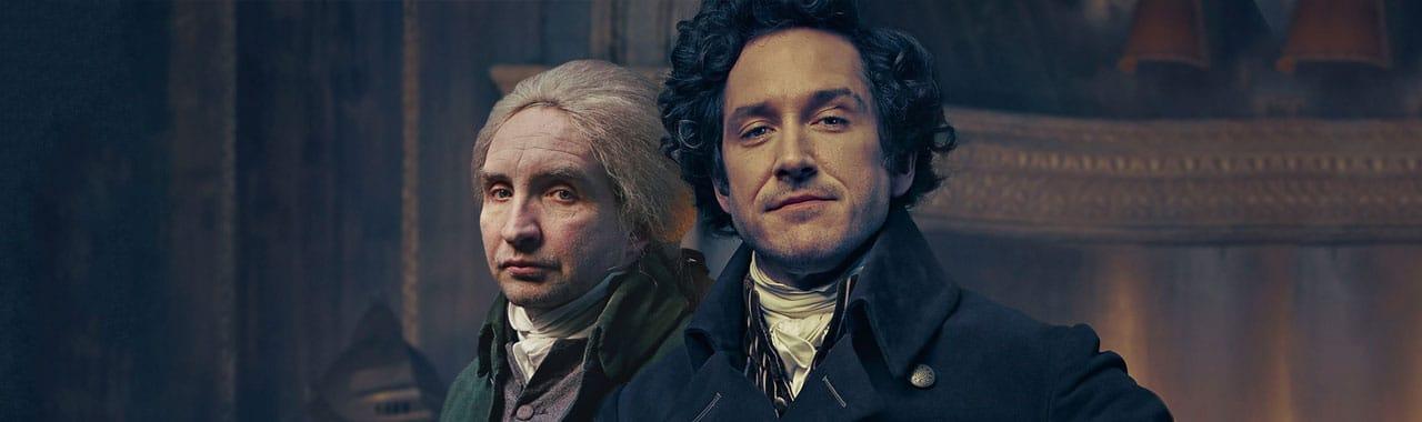 strangenorell Jonathan Strange & Mr Norrell
