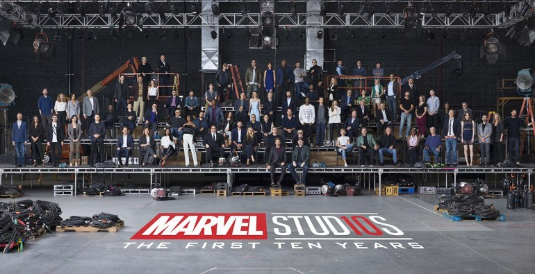 MCU_Class_Photo_resized1 10 years of Marvel's visual effects - Part 2 Articles News