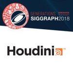 houdini2018 VHUG SIGGRAPH Social