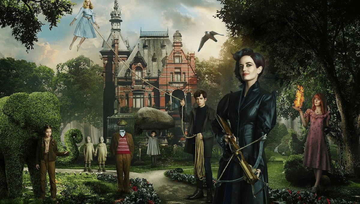 1_LCz9-HHZ11P8Jkb0UEH79w1 Miss Peregrine's Home for Peculiar Children